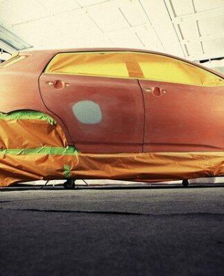 ile kosztuje pomalowanie samochodu